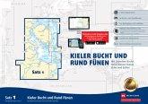 Sportbootkarten Satz 1: Kieler Bucht und Rund Fünen (Ausgabe 2021)
