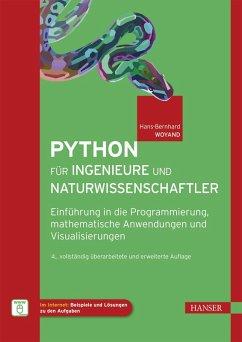 Python für Ingenieure und Naturwissenschaftler (eBook, ePUB) - Woyand, Hans-Bernhard
