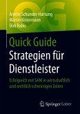 Quick Guide Strategien für Dienstleister (eBook, PDF)