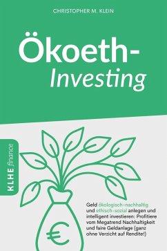 Ökoethinvesting (eBook, ePUB) - Klein, Christopher