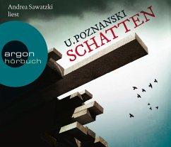 Schatten / Beatrice Kaspary Bd.4 (6 Audio-CDs) (Restauflage) - Poznanski, Ursula