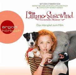 Liliane Susewind - Das Originalhörspiel zum Kinofilm, 1 MP3-CD (Restauflage) - Stewner, Tanya