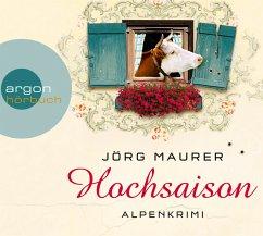 Hochsaison / Kommissar Jennerwein ermittelt Bd.2 (Restauflage) - Maurer, Jörg