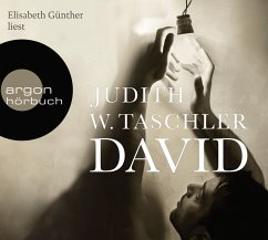 David, 5 Audio-CDs (Restauflage) - Taschler, Judith W.