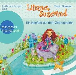 Ein Nilpferd auf dem Zebrastreifen / Liliane Susewind ab 6 Jahre Bd.4 (1 Audio-CD) (Restauflage) - Stewner, Tanya