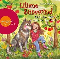 Rückt dem Wolf nicht auf den Pelz! / Liliane Susewind Bd.7 (2 Audio-CDs) (Restauflage) - Stewner, Tanya