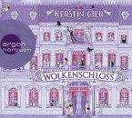 Wolkenschloss, 8 Audio-CD (Restauflage)