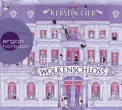 Wolkenschloss, 8 Audio-CD (Restauflage) - Gier, Kerstin
