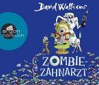 Zombie-Zahnarzt, 4 Audio-CD (Restauflage)