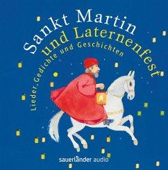 Sankt Martin und Laternenfest, 1 Audio-CD (Restauflage)