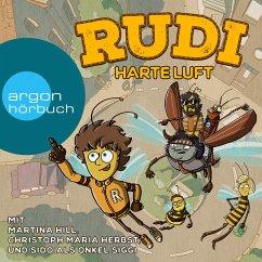 Rudi - Harte Luft, 1 Audio-CD (Restauflage)