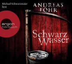 Schwarzwasser / Kreuthner und Wallner Bd.7 (6 Audio-CDs) (Restauflage) - Föhr, Andreas