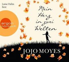 Mein Herz in zwei Welten / Lou Bd.3 (7 Audio-CDs) (Restauflage) - Moyes, Jojo