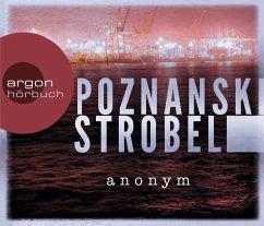 Anonym / Salomon & Buchholz Bd.1 (6 Audio-CDs) (Restauflage) - Poznanski, Ursula; Strobel, Arno