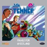 Jan Tenner - Der neue Superheld - Folge 12: Finale für Westland (MP3-Download)