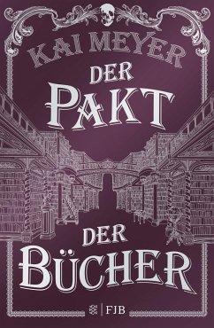 Der Pakt der Bücher (Mängelexemplar) - Meyer, Kai