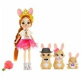 Enchantimals Royals Brystal Bunny Familie