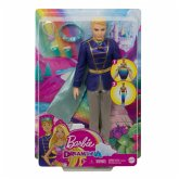 Barbie Dreamtopia 2-in-1 Prinz & Meermann Puppe