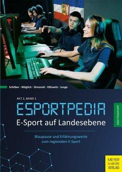 E-Sport auf Landesebene (eBook, PDF) - Schöber, Timo; Möglich, Jana; Simoneit, Frank; Ottowitz, Alexander; Junge, Jens