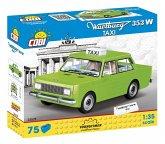 COBI 24528 - Youngtimer Collection, Wartburg 353W Taxi, 75 Bauteile