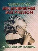 Ein Einbrecher aus Passion (eBook, ePUB)