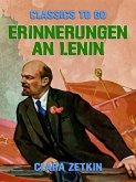 Erinnerungen an Lenin (eBook, ePUB)