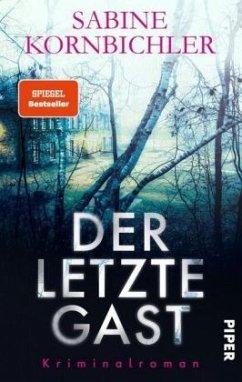 Der letzte Gast (Restauflage) - Kornbichler, Sabine