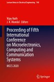 Proceeding of Fifth International Conference on Microelectronics, Computing and Communication Systems: McCs 2020