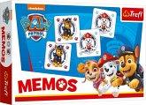 Paw Patrol Memos (Kinderspiel)