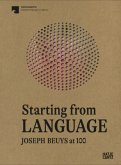 Starting From Language