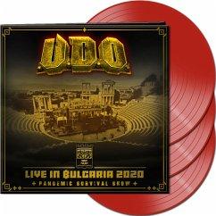 Live In Bulgaria 2020-Pandemic Survival Show - U.D.O.