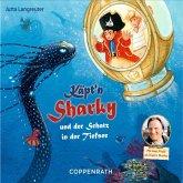 Käpt'n Sharky und der Schatz in der Tiefsee (MP3-Download)