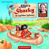 Käpt'n Sharky im Wilden Westen (MP3-Download)