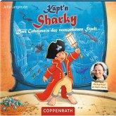 Käpt'n Sharky - Das Geheimnis der versunkenen Stadt (MP3-Download)