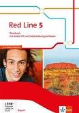 Red Line 5. Ausgabe Bayern. Workbook