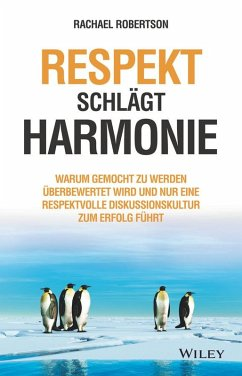 Respekt schlägt Harmonie (eBook, ePUB) - Robertson, Rachael