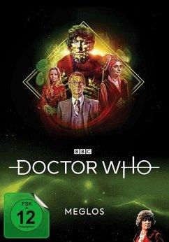 Doctor Who - Vierter Doktor - Meglos - Baker,Tom/Ward,Lalla/Leeson,John/+