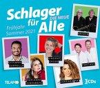 Schlager Für Alle-Die Neue:Frühjahr/Sommer 2021