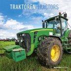 Traktoren 2022 - Broschürenkalender 30x30 cm (30x60 geöffnet) - Kalender mit Platz für Notizen - Tractors - Bildkalender - Wandplaner - Wandkalender