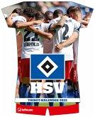 Hamburger SV 2022 - Trikotkalender - 34,1x42