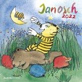 Janosch 2022 - Broschürenkalender 30x30 cm