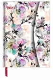 Flowers 2022 Magneto Diary Taschenkalender
