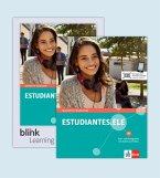 Estudiantes.ELE A1 - Media Bundle. Kurs- und Übungsbuch mit Audio/Video inklusive Lizenzcode für das Kurs- und Übungsbuch