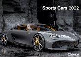 Sports Cars 2022 - Foto-Kalender 42x29,7