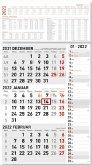 3-Monatskalender 2022 Kombi