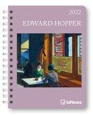 Edward Hopper 2022 - Diary - 16,5x21,6
