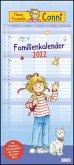 Conni Familienkalender 2022 - Wandkalender