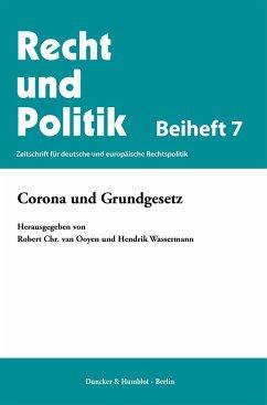 Corona und Grundgesetz.