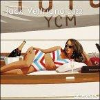 Jack Vettriano 2022 - Wand-Kalender - 17,5x17,5 - 17,5x35 geöffnet