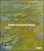 Impressionismus 2022 - Kunstkalender - Museum Barberini - Wandkalender im Format 34,5 x 40 cm - Spiralbindung